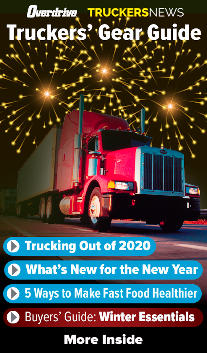 Latest Gear Guide loaded with helpful trucking tips for the year ahead