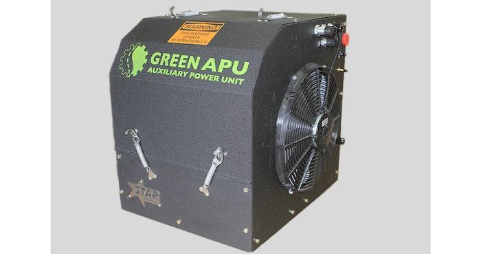 Why Green APU?